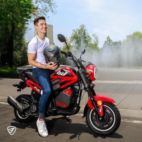 BIT150 de italika moto crossover