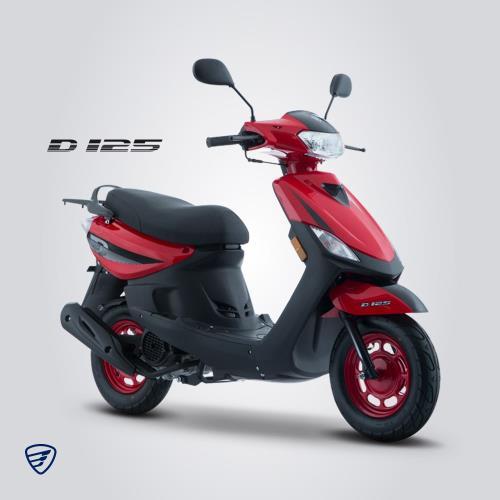 motoneta D125 italika