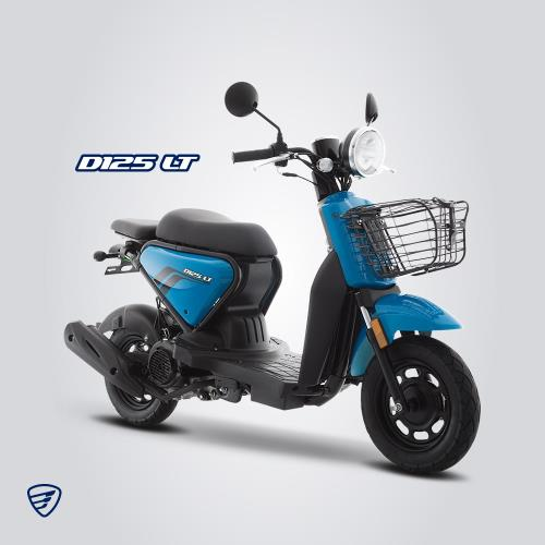 d125 lt italika motonetas