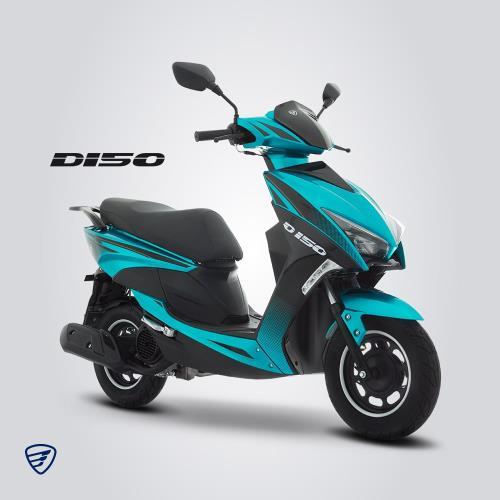 D150 motoneta italika
