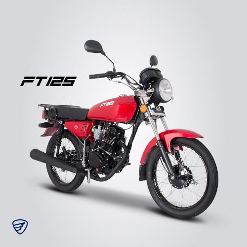moto de trabajo italika ft125