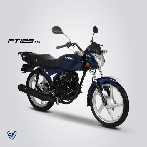 moto de trabajo italika ft125 ts