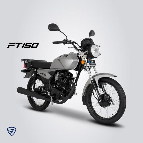 moto de trabajo italika ft150