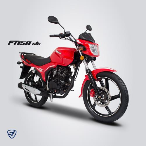 moto de trabajo italika ft150 gts