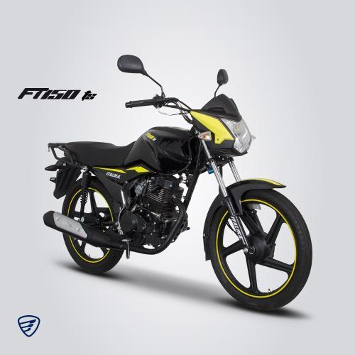 moto de trabajo italika FT150 ts