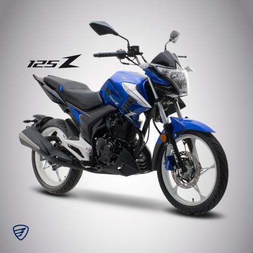 125Z de italika top motos