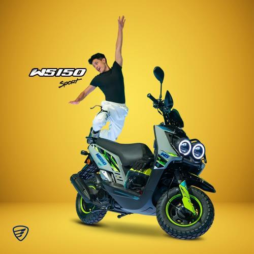 top motos italika ws150 sport