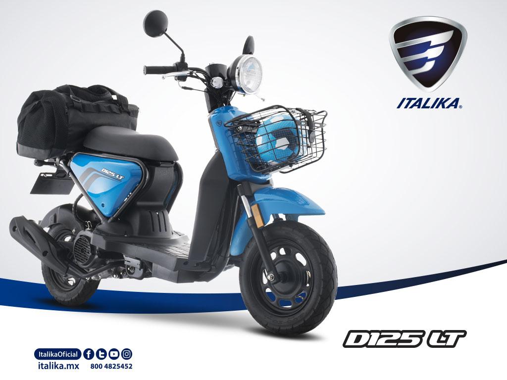 MODENA150 - Motoneta - Italika - El motor de tu vida