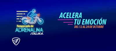 Estrena una moto ITALIKA con estas promociones