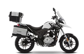Moto Adventure Italika V200