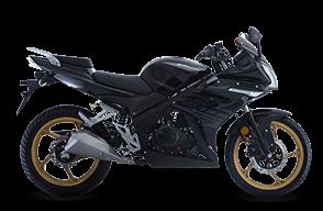 Moto deportiva Italika modelo RT 200