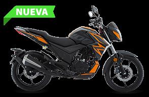 Moto Italika Z modelo 200Z